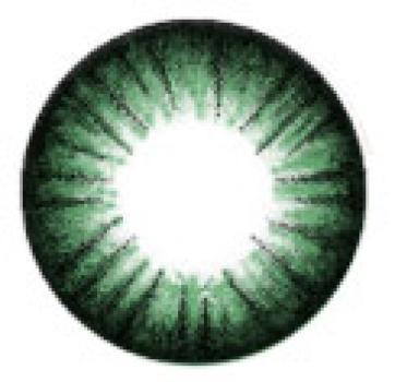 Dolly Eye Green